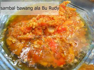 Sambal Ikan Bu Ada 3 Rasa resep cara membuat sambal bawang pedas resep juna