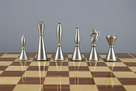 Art Deco Chess Set | chess sets from the chess piece chess set store art deco