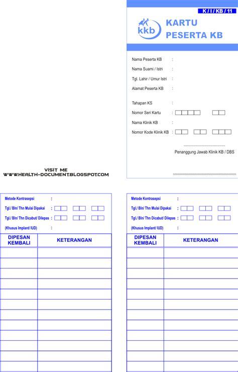format daftar ulang kartu 3 format kartu keluarga excel