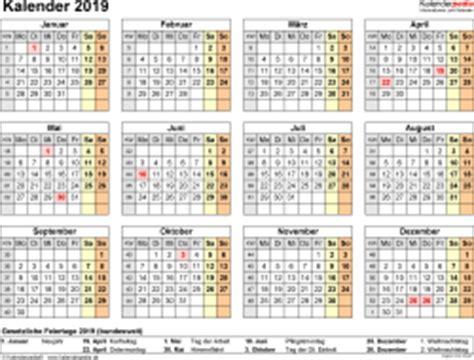Word Vorlage Querformat Kalender 2019 Word Zum Ausdrucken 16 Vorlagen Kostenlos
