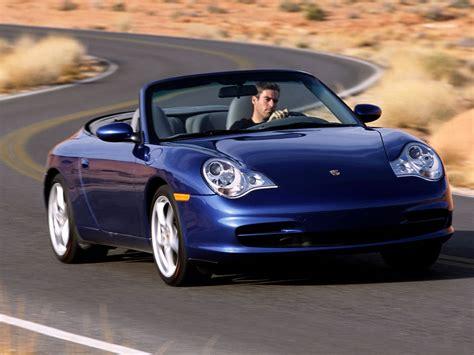 Porsche Carrera Pictures by 1998 2004 Porsche 911 Carrera 996 Pictures Photos