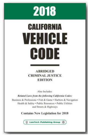 California Vehicle Code 22107vc 171 List Of Post Apocalyptic