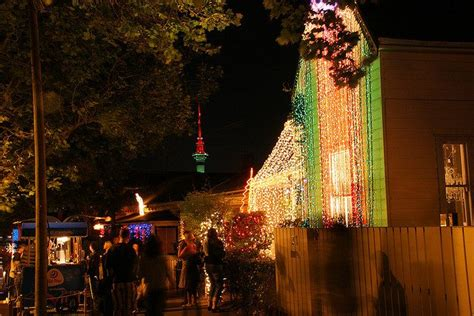 images of christmas in new zealand where can you see the best christmas lights in auckland