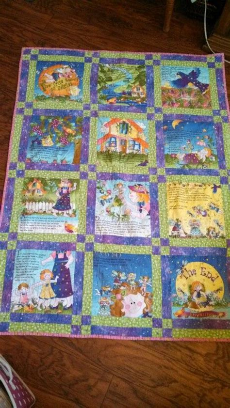 25 best ideas about panel quilts on quilting