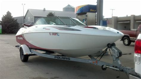 polaris boats polaris ex2100 boat for sale from usa