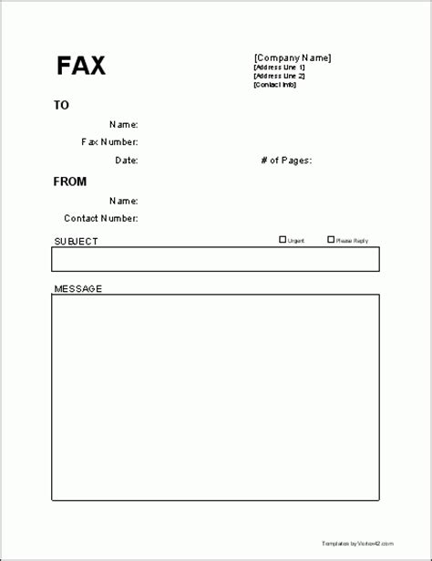 gallery of 8 fax cover sheet in word itinerary template sample