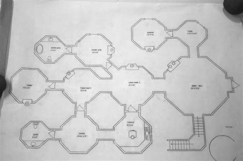 hobbit house floor plans floor plans for hobbit house