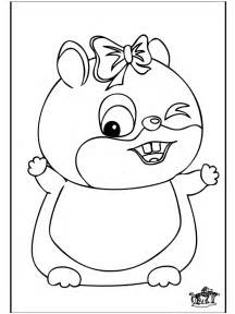 hamster coloring pages free coloring pages of hamster in a cage
