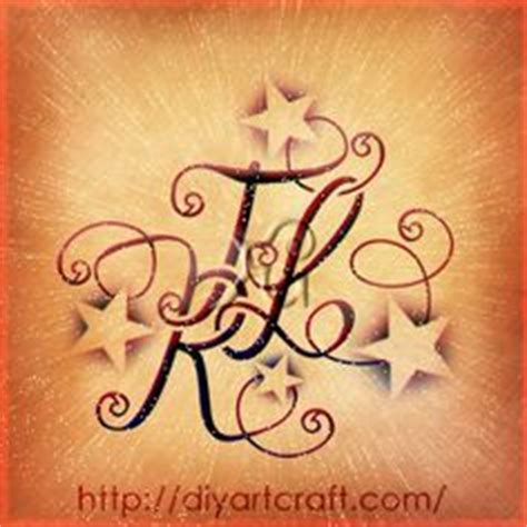 tattoo letters with stars hand lettering b monogram tattoo design typography