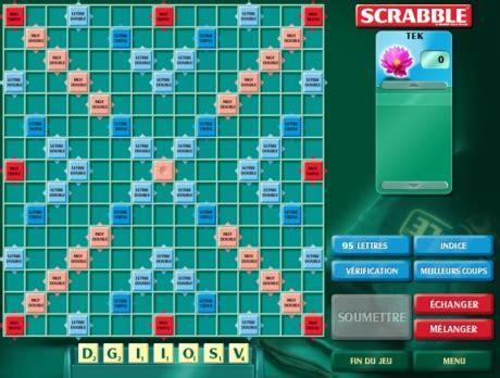 scrabble francais en ligne jouer au scrabble gratuit en ligne