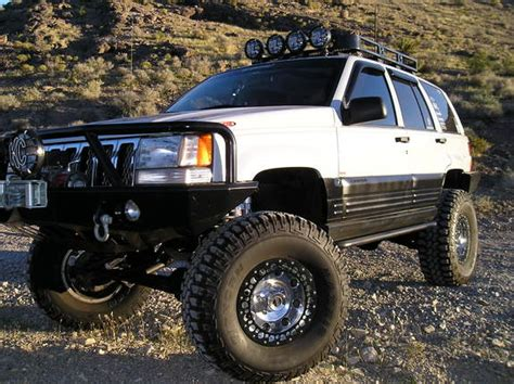 Jeep Zj Prerunner Lifted Jeep Grand Zj Grand Lifted