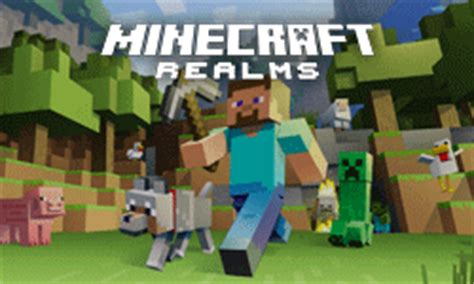 Minecraft Realms Gift Card - game thumbnail