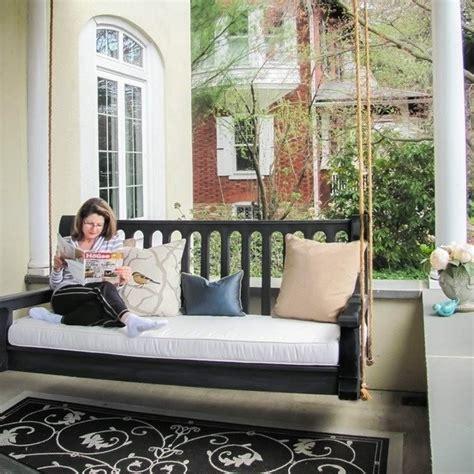 veranda schaukel veranda design ideen veranda schaukel bett teppich blumen