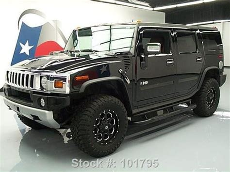 automobile air conditioning repair 2008 hummer h2 regenerative braking purchase used 2005 hummer h2 sut awd fully loaded a must see nice ride in mesa arizona united