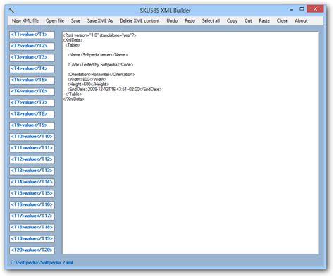 xml builder pattern sku585 xml builder download
