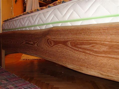 brown locust  edge bed allwoodjoinery