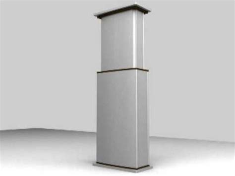 Aluminum Kitchen Cabinets electrically driven adjustable table legs tlel1 youtube