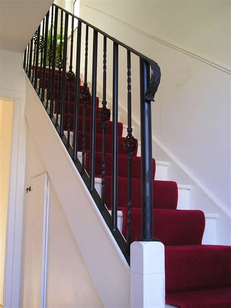 Wrought Iron Balustrade Balustrades Spireco Spiral Stairs