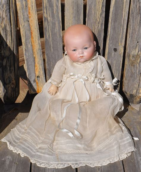 porcelain doll baby custer battlefield trading post dolls collectible