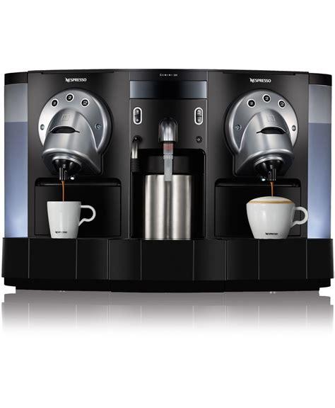 nespresso gemini gemini cs223 coffee machine nespresso business solution