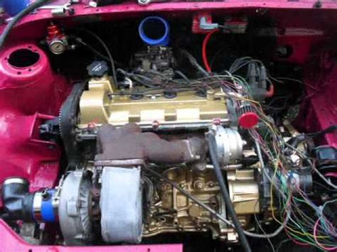 Who Builds Kia Engines Kia 3sgte