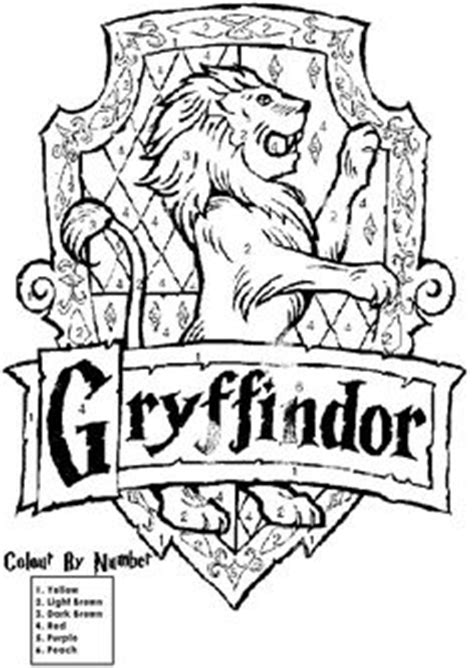 harry potter house coloring pages harry potter on pinterest ravenclaw slytherin and crests