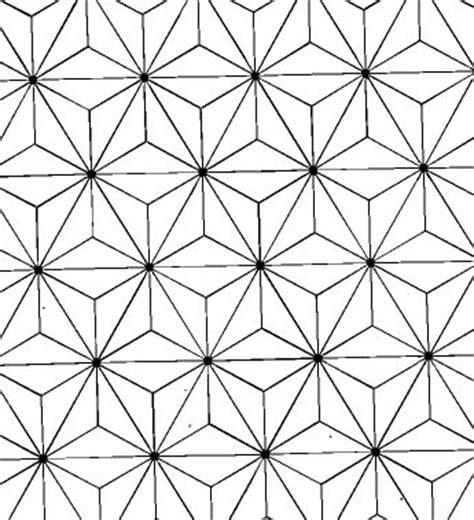 geometric pattern algorithm free tessellation patterns to print simple tessellation