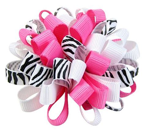 ribbon hair accessories instruction hip girl boutique free hair bow instructions learn how to
