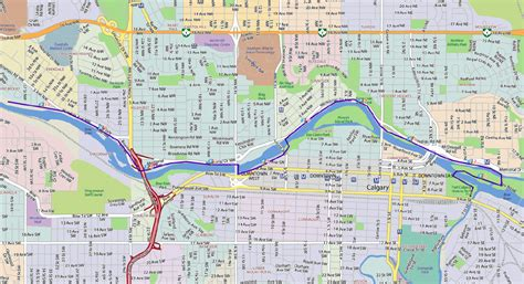 calgary map calgary map driverlayer search engine