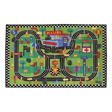race track play rug pin by brown on stuff i want to make