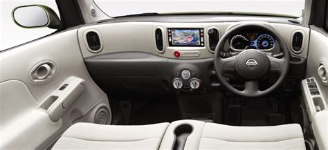 nissan cube interior roof nissan cube uk review