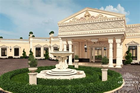 Home Design In Qatar by Professional Villa S Exterior Design In Doha Qatar