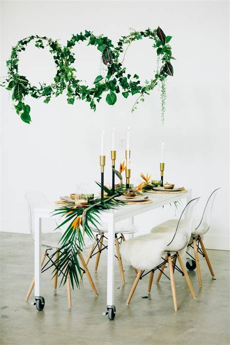 10 Trending Table Garlands Which Suitable for Your