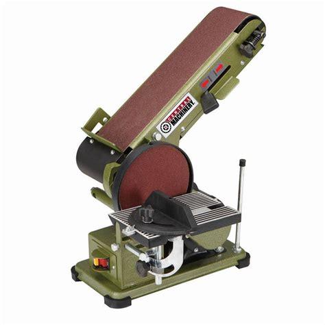 sander woodworking 4 in x 36 in belt 6 in disc sander woodworking