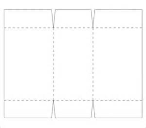 rectangle box template 6 best images of rectangular box template printable