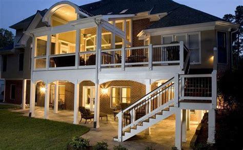 deck  porchpatio home improvement ideas outdoors