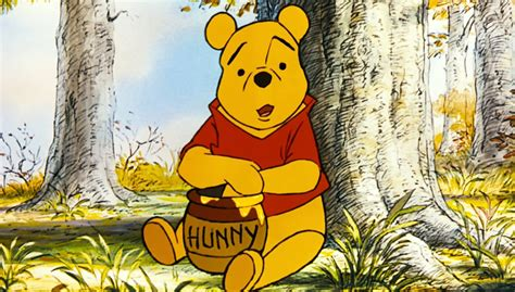 Sprei Winnie The Pooh No 1 Fata it turns out winnie the pooh is actually a