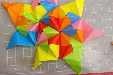 Modular Origami How To Make A Truncated Icosahedron - modular origami how to make a truncated icosahedron