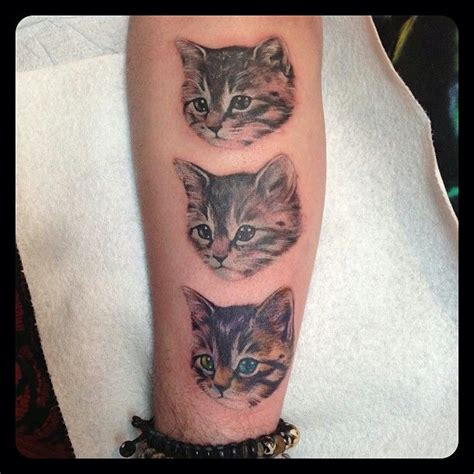 pattern cat tattoo kat von d cat tattoo tat pinterest kittens kat von