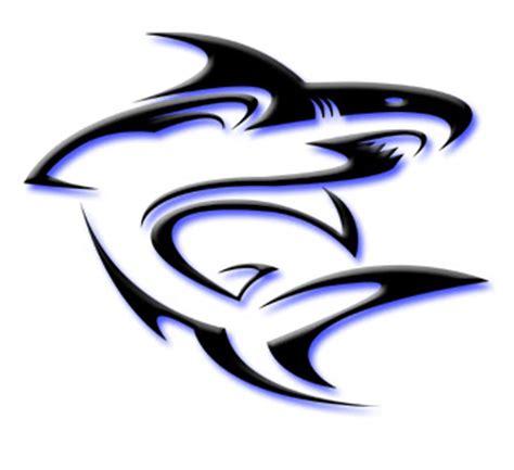 tribal shark tattoo designs trend tattoos tribal shark