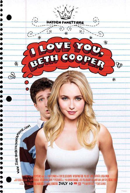 film love you beth cooper popentertainment com i love you beth cooper 2009 movie