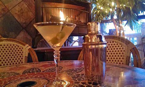 martini bar tini martini bar visit st augustine