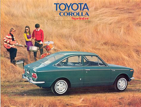 vintage toyota ad matt s car and motorcycle advertising archive