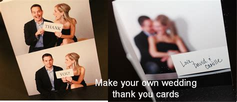 make my own thank you cards he stole my so i stole his last name make your own