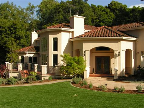 mediterranean custom homes custom homes mediterranean exterior other by inhabiture build design