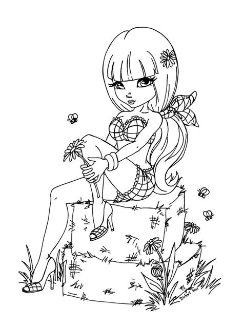 deviantart coloring pages pinterest discover and save creative ideas