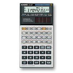 Kalkulator Casio Fx4500 fx 50f school lab calculators casio
