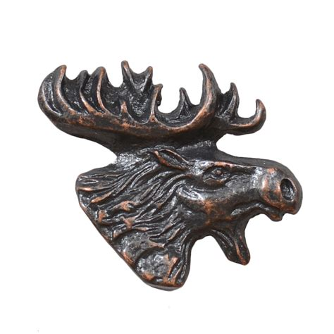 Moose Cabinet Knobs by Moose Cabinet Knob