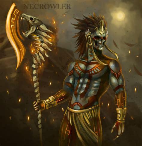 imagenes aztecas chidas necrowler on azteca mitolog 237 a y guerrero azteca