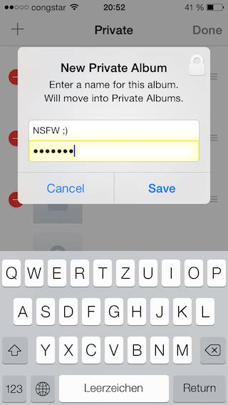 pattern password cydia photoalbums for ios 7 upgrade password protection and